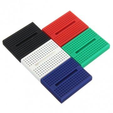 5 Pcs Syb-170 Color Board Mini Small Bread Board
