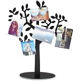 Umbra Laurel Magnetic Photo Display Stand, Black