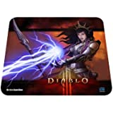 SteelSeries QcK Diablo III Gaming Mouse Pad - Wizard Edition