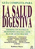 img - for GUIA COMPLETA PARA LA SALUD DIGESTIVA book / textbook / text book