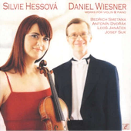 Buy Czech Music for Violin & Piano From amazon