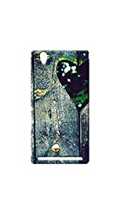 Back Cover for Sony Xperia T2 Ultra : By Kyra