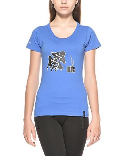 TUCANO URBANO T-Shirt Manica Corta TU-Code [Blu]