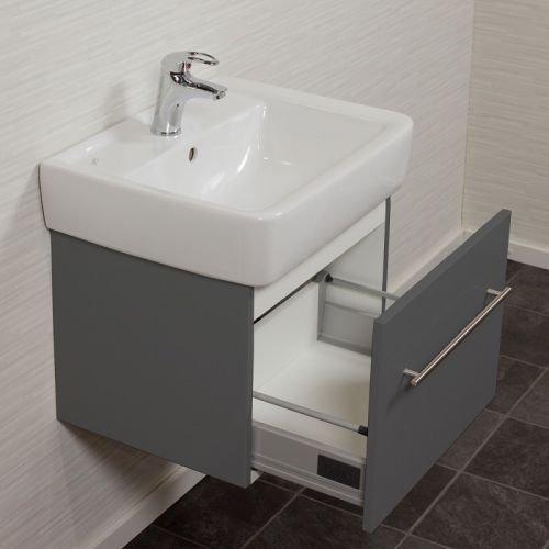 waschbeckenunterschrank 50 cm sonstige emotion. Black Bedroom Furniture Sets. Home Design Ideas