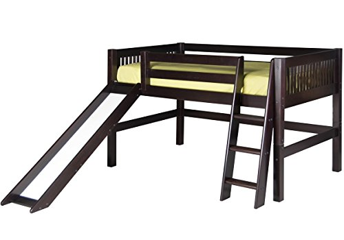 Low Bunk Beds For Kids 7547 front