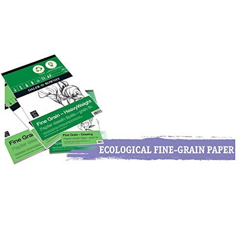 daler-rowney-eco-fine-grain-heavy-weight-200gsm-a5-30-sheet-by-daler-rowney