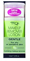 Andrea Eye Qs Makeup Remover Lotion 3.75-Ounce Pack of 3