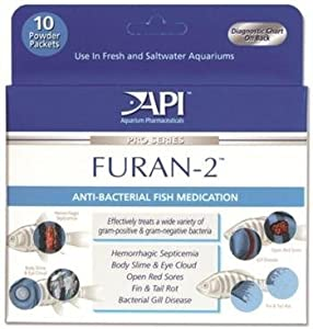 Fish & Aquatic Supplies Furan - 2 Powder Packet