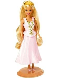 Mattel - Poupee - Barbie Mini Princesses - Anneliese