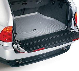 BMW X5 E53 All Weather Cargo Liner-Black (Bmw X5 Accessories E53 compare prices)