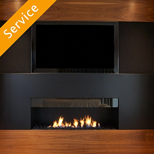 electric-fireplace-installation-recessed