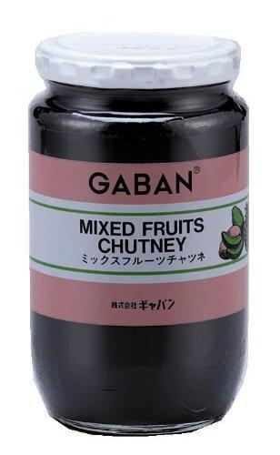 ギャバン フルーツチャツネ 450g