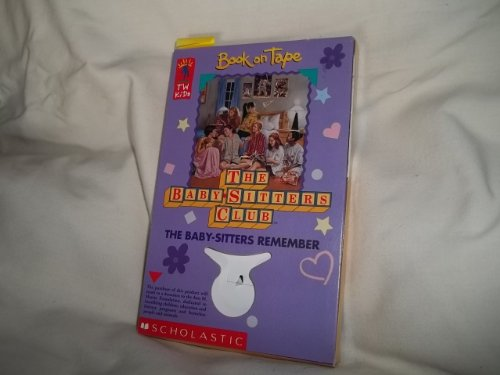 The Baby-Sitters Remember/Cassette And Necklace (Baby-Sitters Club Super Special, 11) front-991285
