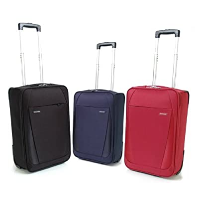 Karabar Ultra Lightweight Cabin Suitcases - 3 Years Warranty!