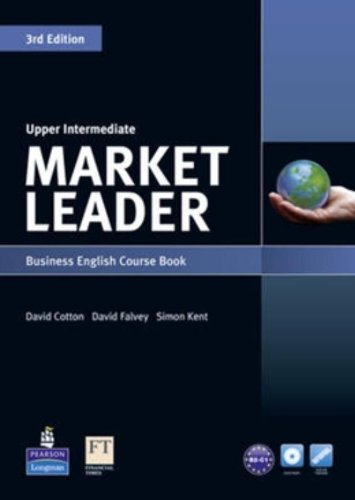 Market Leader Upper Intermediate Course Book with DVD-ROM