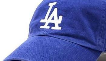 ロサンゼルス・ドジャース MLB カジュアルキャップ(CLEAN UP CAP)