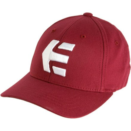 etnies Icon 5 Baseball Hat - Kids' Burgundy, One Size