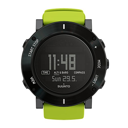Suunto Core Crush Bussola, Lime, Taglia Unica