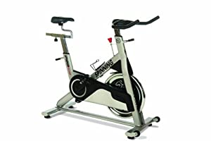 Spinner Sprint Premium Indoor Cycle - Spin Bike with Four Spinning DVDs by Mad Dogg Athletics