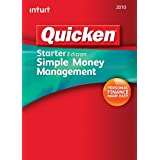 Quicken Starter Edition 2010  [Download] [OLD VERSION] ~ Intuit