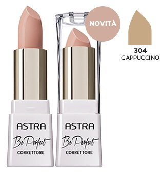 ASTRA CONCEALER In Crema 04 CappucciNo Correttore* Cosmetici