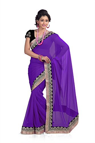 Chirag Sarees Designer Partywear Bridal Marriage Collection 298-PURPLE