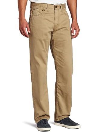 Lee Men's Premium Select Regular Straight Leg Jean, Barley, 29x30