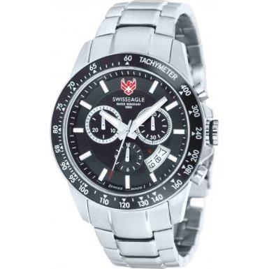 Swiss Eagle SE-9031-11 Reloj de Hombre BATTALION