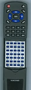 MAGNAVOX Replacement Remote Control for NB887UD, ZV427MG9B, ZV427MG9A, NB887
