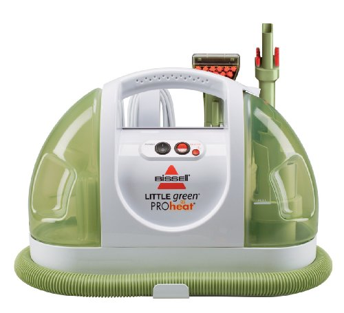 BISSELL Little Green ProHeat Compact Multi-Purpose Carpet Cleaner, 14259 - Corded (Carpet Spot Cleaner Handheld compare prices)