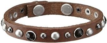 Liebeskind Damen Armband LKB216, Gr. one size, Beige (beige 0004)