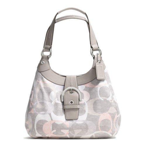 coach gray purse 0at1  coach gray purse