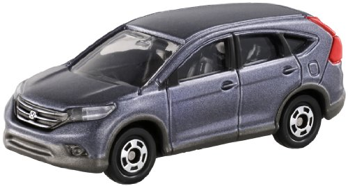 Tomica No.118 Honda CR-V (Box Type) модель дома takara tomy