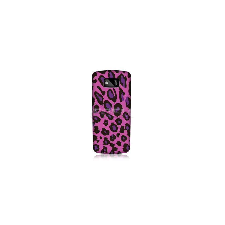 Ecell   HEAD CASE DESIGNS EXOTIC PINK LEOPARD PRINT BACK