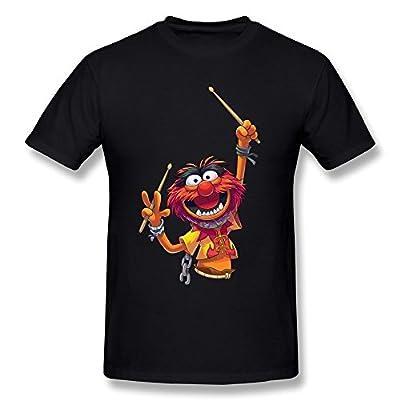 MJMY Men's The Muppets T-shirt