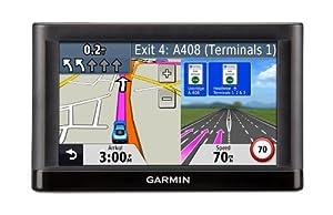 Garmin NUVI 52 LM GPS Eléments Dédiés à la Navigation Embarquée Europe Fixe, 16:9