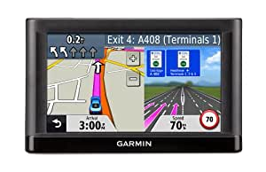 "Garmin nuvi 52LM 5"" Sat Nav With UK and Ireland Maps and Free Lifetime Map Update"