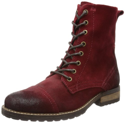 Belmondo Womens 820504/N Boots Red Rot (bordeaux) Size: 3.5 (36 EU)