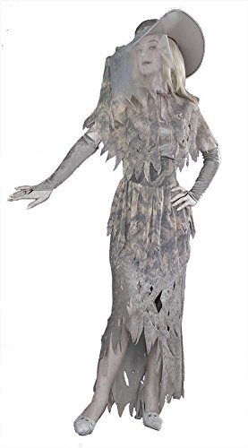 Ghostly Gal Costume Halloween Costume - Most Adults