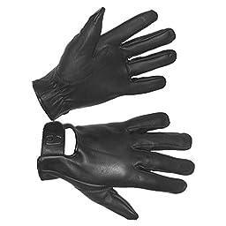 Hugger Glove Company Men\'s Seamless Riding Glove 3X-Large Black