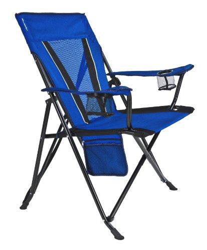 Kijaro Dual Lock Folding Chair Xx Large Maldives Blue
