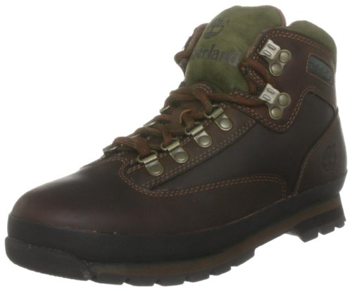 Timberland Men's Euro Hiker Brown Hiking Boot 95100 7.5 UK