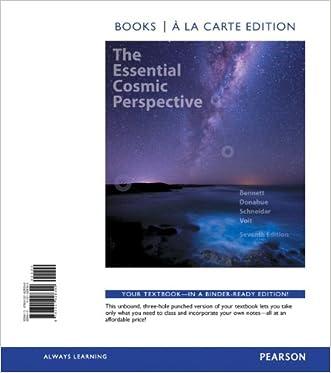Essential Cosmic Perspective, The, Books a la Carte Edition (7th Edition)