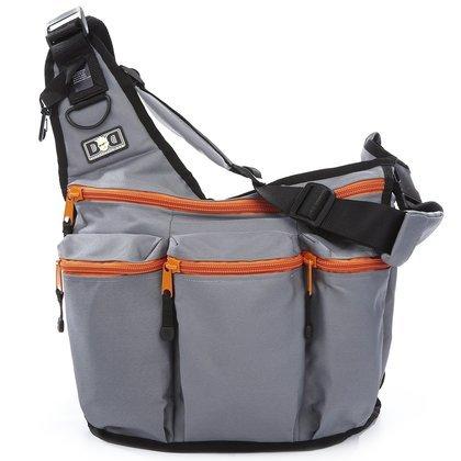 Diaper Dude Diaper Bag - Gray