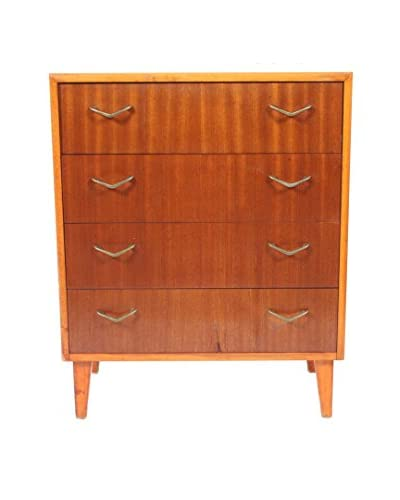Scandinavian Chest of Drawers, Natural