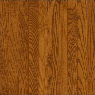 "Dundee Wide Plank 5"" Solid Red Oak in Gunstock"