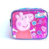 Peppa Pig Shine Pink Lunch Cooler Bag