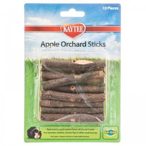 SuperPet Apple Orchard Sticks (10 Pieces) (Wood Chews compare prices)