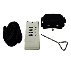 AB Level Remote Control Dog Training Vibrate Collar (Vibration and Whistle Shock)