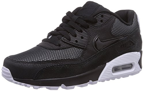 nike-air-max-90-premium-damen-laufschuhe-schwarz-black-white-metallic-silver-005-39-eu-55-damen-uk